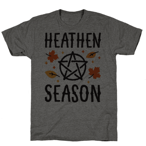 Heathen Season Mens T-Shirt