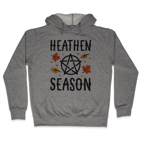 Heathen Season Hooded Sweatshirt