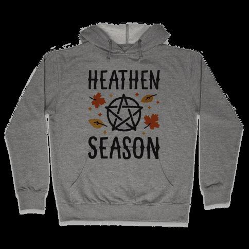 Heathen Season Hooded Sweatshirt