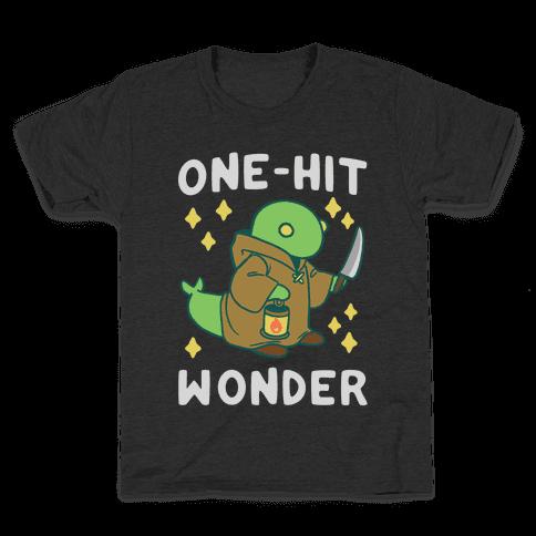 One Hit Wonder - Tonberry Kids T-Shirt