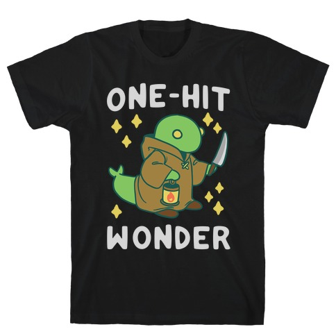 One Hit Wonder - Tonberry T-Shirt