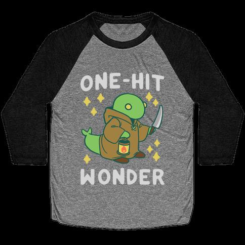 One Hit Wonder - Tonberry Baseball Tee