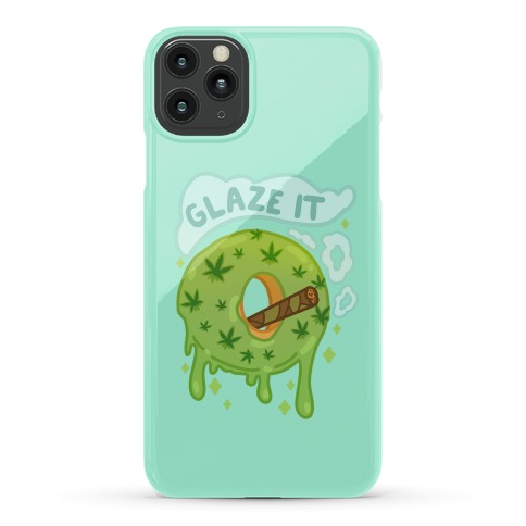 Glaze It Donut Phone Case