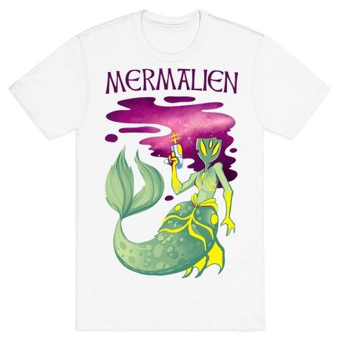 Mermalien T-Shirt