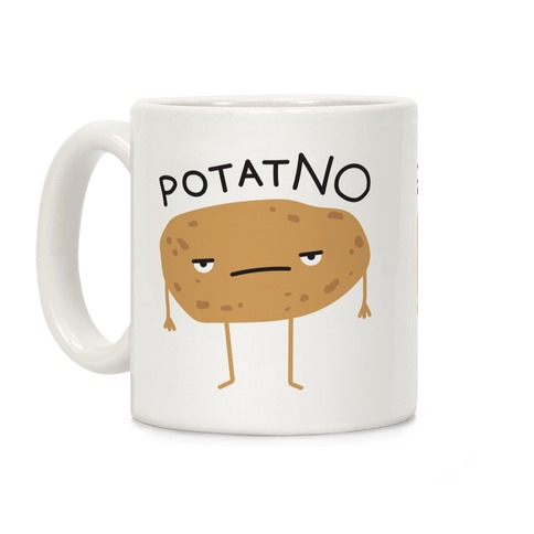 PotatNO Coffee Mug