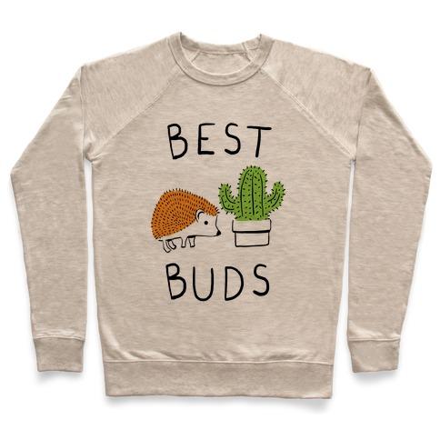 Best Buds Hedgehog Cactus Pullover