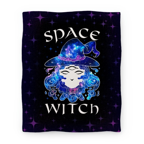 Space Witch Blanket