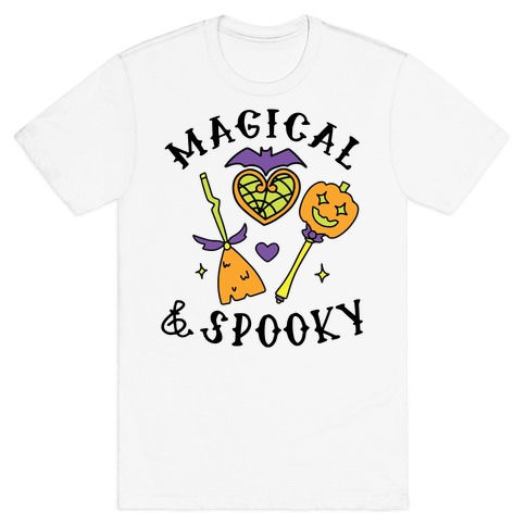 Magical & Spooky T-Shirt