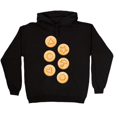 Dalgona Cookies Hooded Sweatshirt