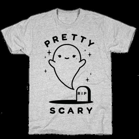 Pretty Scary Mens/Unisex T-Shirt