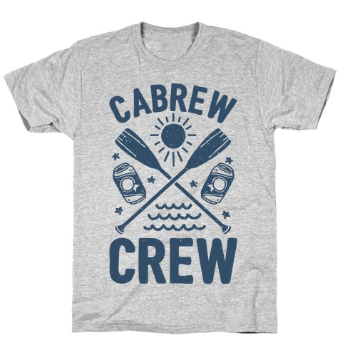 Cabrew Crew T-Shirt