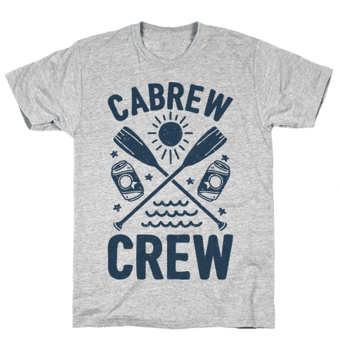 Cabrew Crew Mens T-Shirt