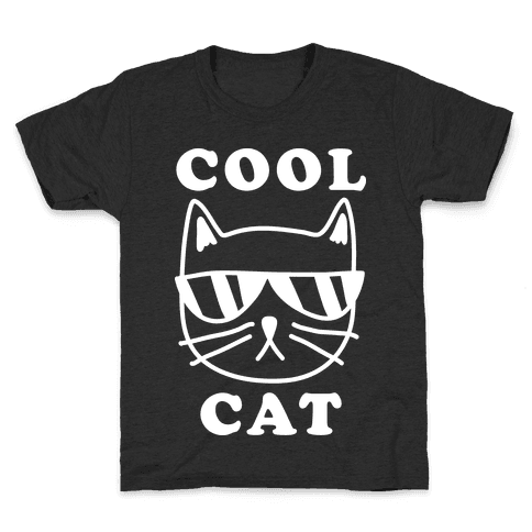 Cool Cat Kids T-Shirt