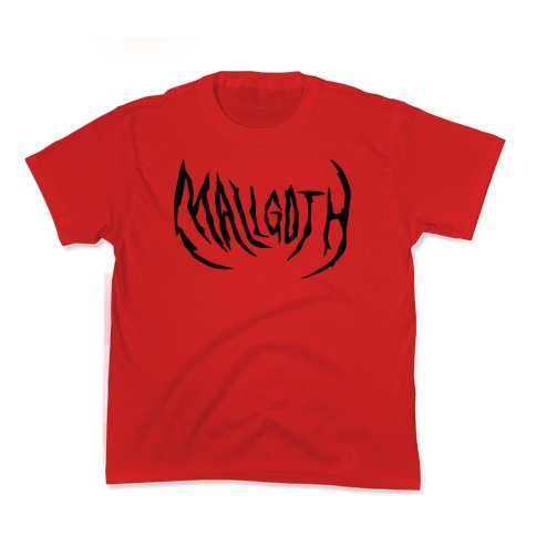 Mall Goth Kids T-Shirt