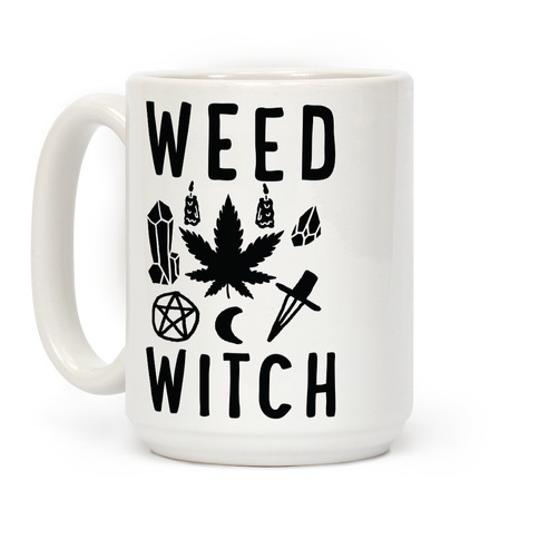Weed Witch Coffee Mug
