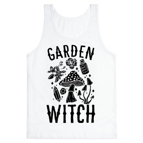 Garden Witch Tank Top
