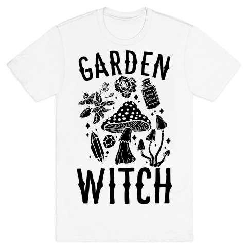 Garden Witch T-Shirt