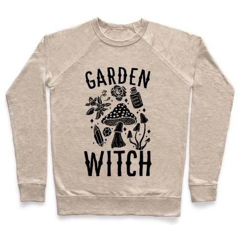 Garden Witch Pullover