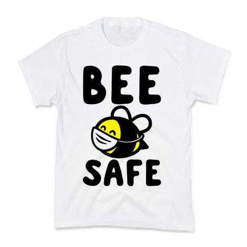 Bee Safe Kids T-Shirt