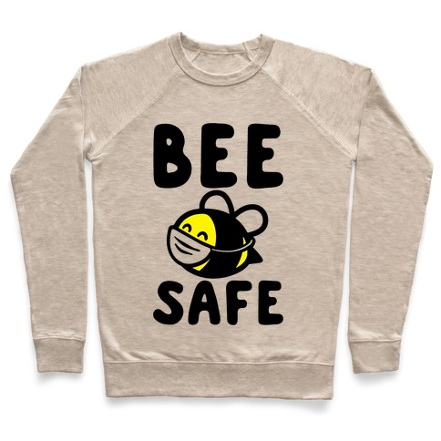 Bee Safe Pullover