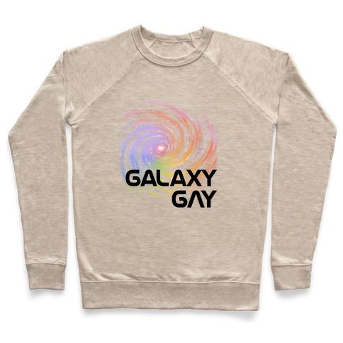 Galaxy Gay Pullover