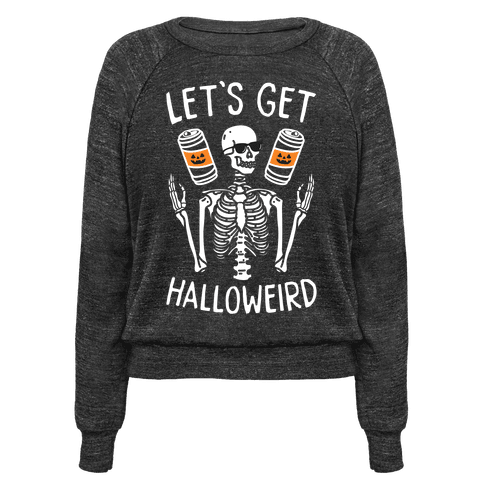 Lets Get Halloweird (White)