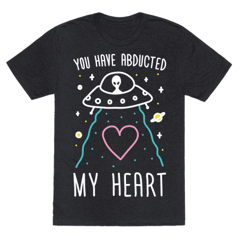 You Have Abducted My Heart