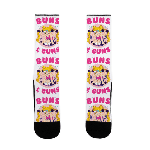 Buns & Guns Sock