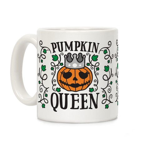 Pumpkin Queen Coffee Mug