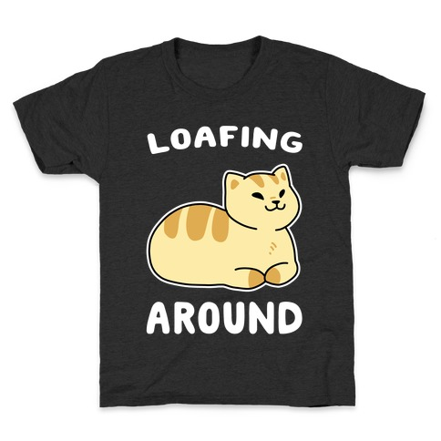 Loafing Around Kids T-Shirt