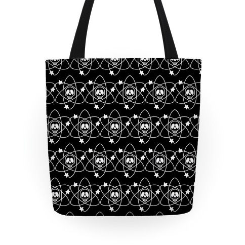 Science Goth Pattern Tote