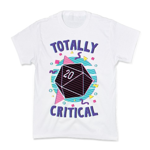Totally Critical Kids T-Shirt