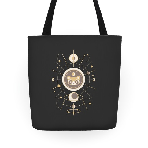 Raccoon Moon Tote