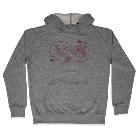 Infinity Luckdragon Hooded Sweatshirt