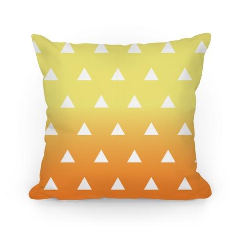 Zenitsu Pattern Pillow
