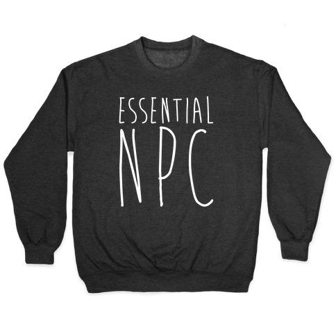 Essential NPC Pullover