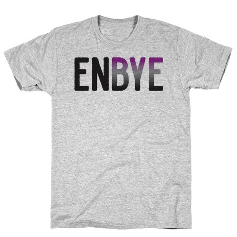 Enbye Asexual Non-binary T-Shirt