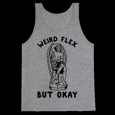 Weird Flex but Okay Lucifer Tank Top