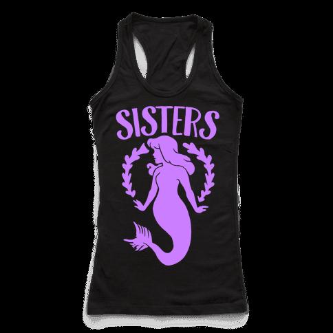 Mermaid Sisters (Purple)