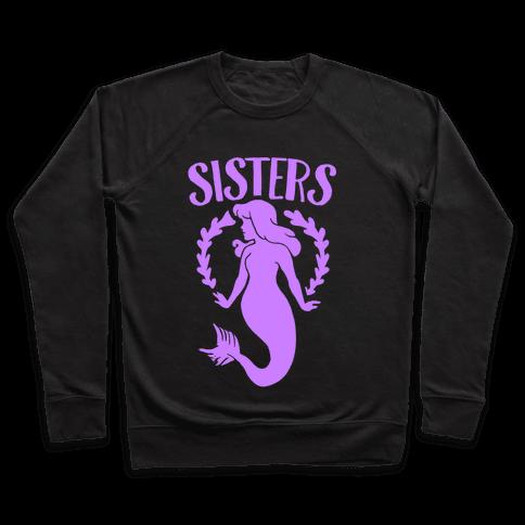 Mermaid Sisters (Purple) Pullover