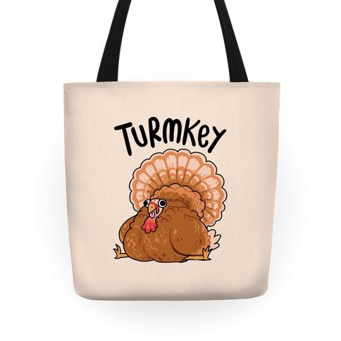 Turmkey Derpy Turkey Tote