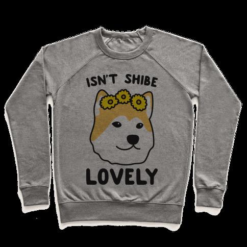 Isn't Shibe Lovely? Shiba Ibu Pullover