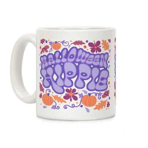 Halloween Hippie Coffee Mug