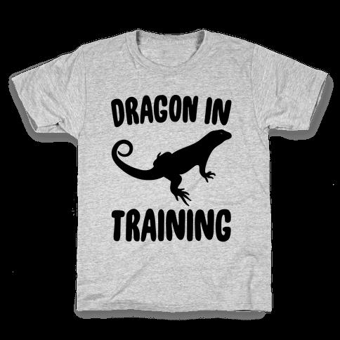 Dragon In Training  Kids T-Shirt