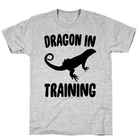Dragon In Training T-Shirt