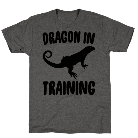 Dragon In Training  Mens T-Shirt