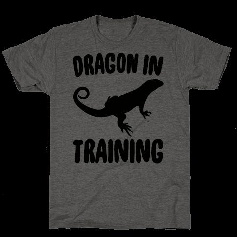 Dragon In Training  Mens T-Shirt