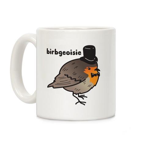 birbgeoisie Coffee Mug