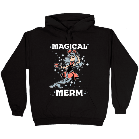 Magical Merm Hooded Sweatshirt