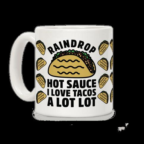 Raindrop Hot Sauce